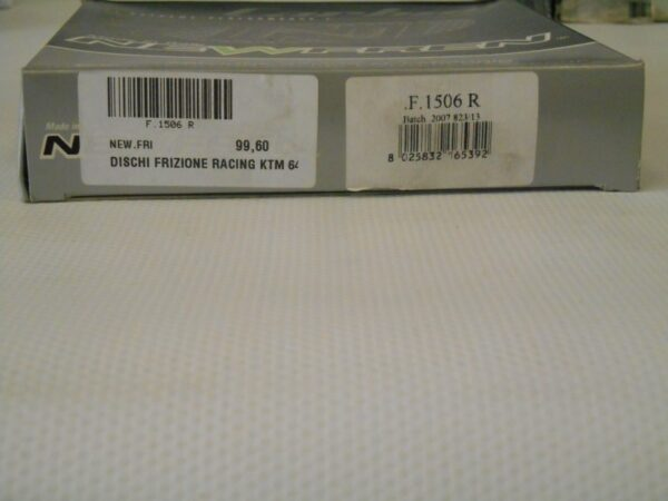 DISCHI FRIZIONE RACING KTM LC4 640