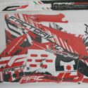 KIT A FR WHITE CRF 250X 04/11