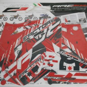 KIT A FR WHITE CR 85 00/11