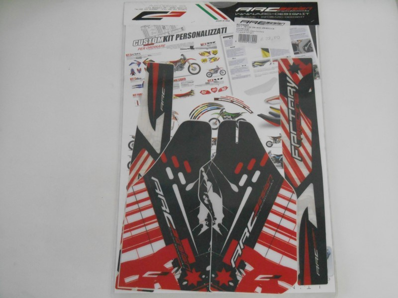 KIT C FR CRF 250 10/11 450 09/11 CR 125/250 93/07