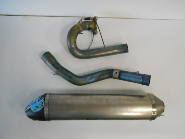 MARMITTA KTM 450 MOD. 08/11
