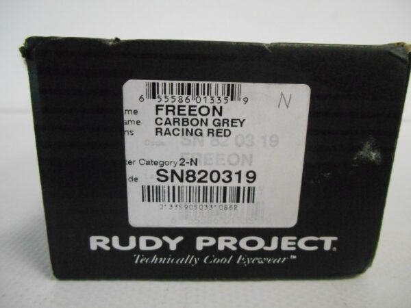 OCCHIALI RUDY PROJECT FREEON CARBON GREY