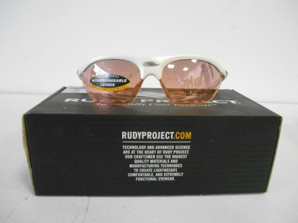 OCCHIALI RUDY PROJECT RYDON SX WHITE PEARLS