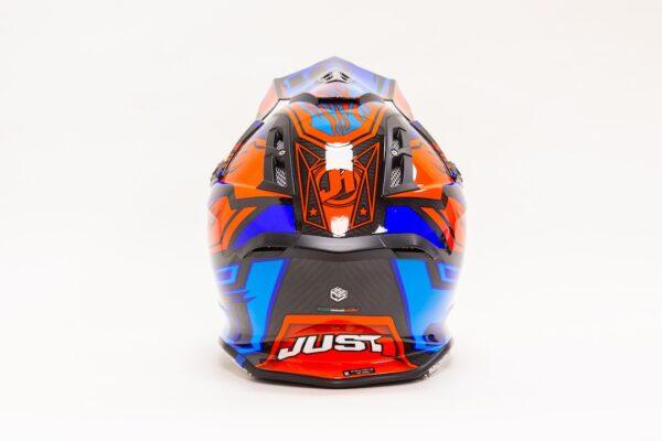 JUST1 J12 DOMINATOR RED-BLUE