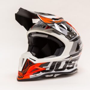 JUST1 J12 DOMINATOR WHITE-RED