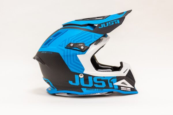 JUST1 J12 (Tg M) SYNCRO BLUE-CARBON