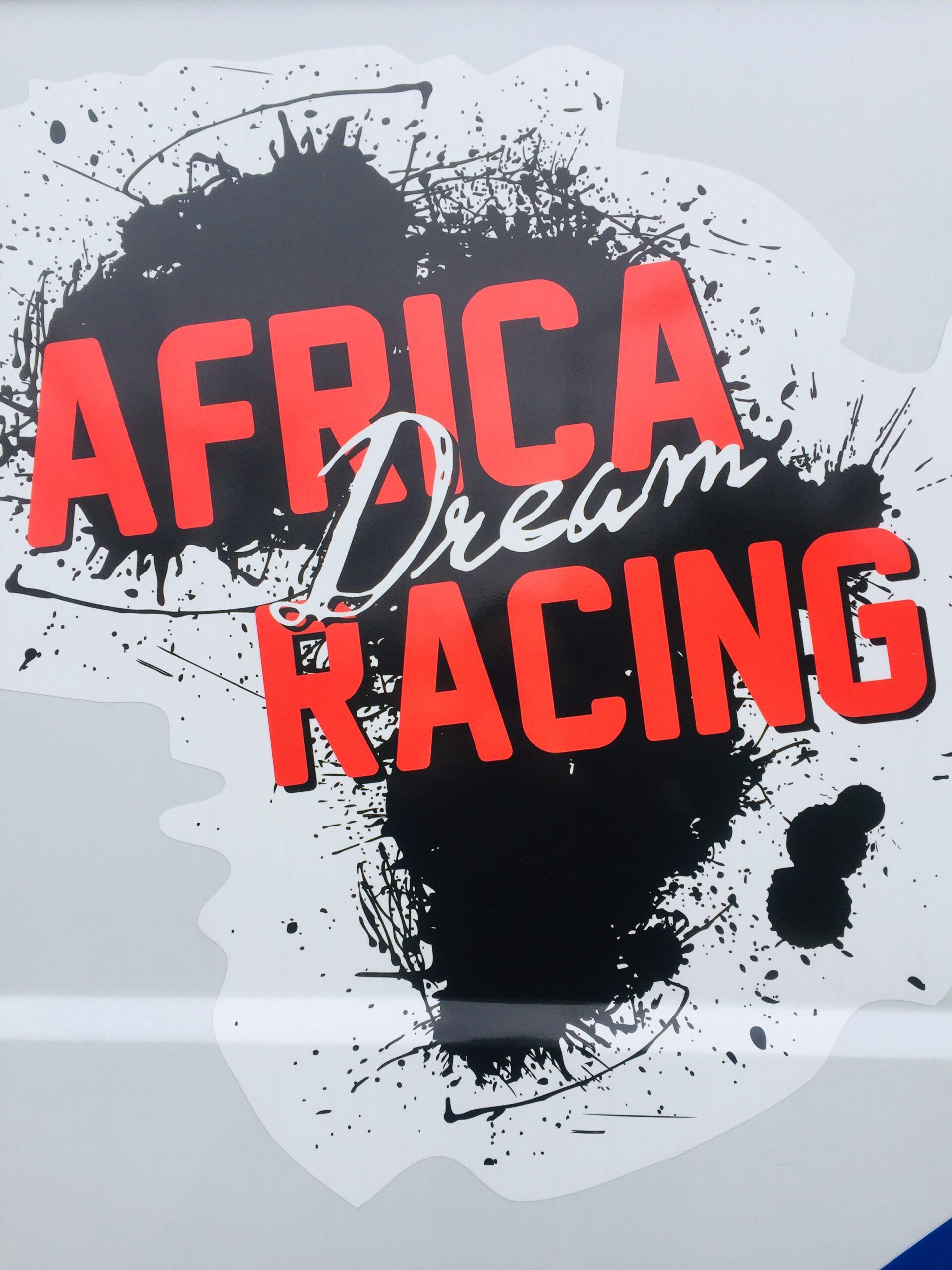 Collaborazione con Africa Dream Racing