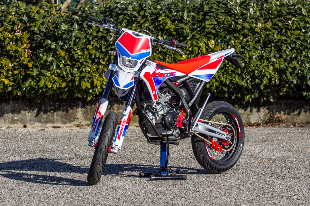 Fantic Motard 125 Competition M M Racing