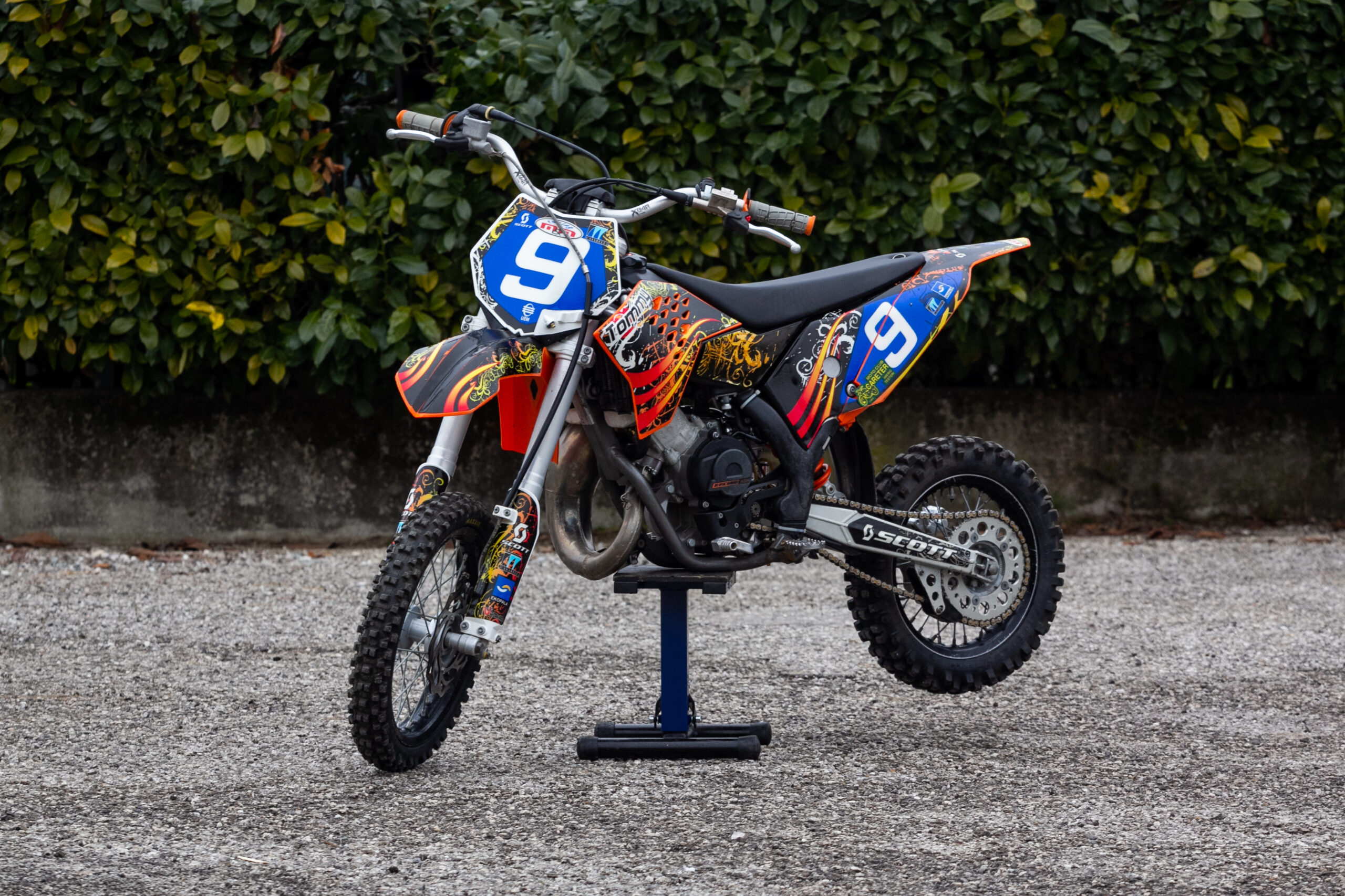 KTM SX 65 – 2013