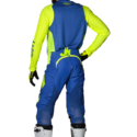 COMPLETO J-FLEX JERSY ARIA BLUE/FLUO YELLOW