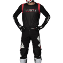 COMPLETO J-FLEX JERSY ARIA BLACK/RED