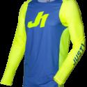 J-FLEX JERSY ARIA BLUE/FLUO YELLOW