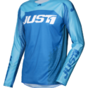 JERSEY J-FORCE TERRA BLUE/WHITE
