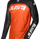 JERSEY J-FORCE TERRA BLACK /ORANGE