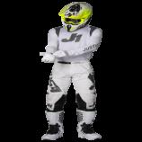 COMPLETO J-FLEX JERSY ARIA WHITE/GREY