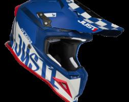 JUST1 J12 PRO RACER BLUE-WHITE MATT